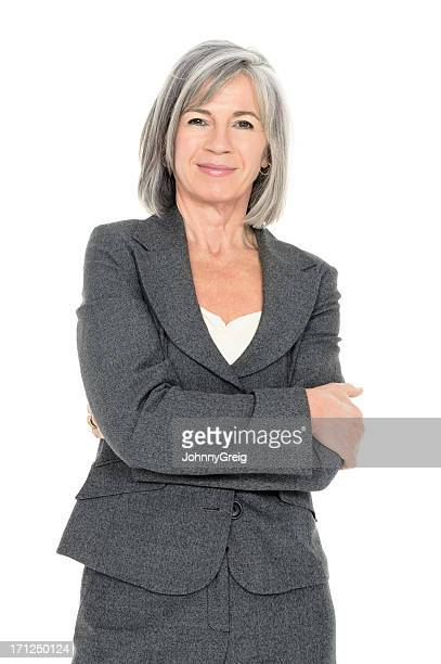 Confident Senior Businesswoman
