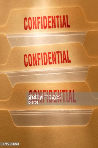 Confidential File