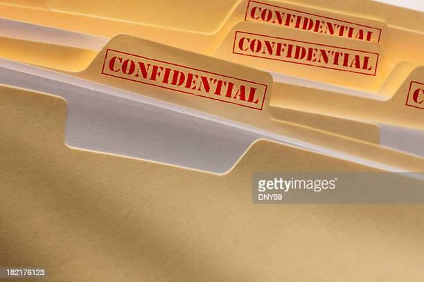 Confidencial de ficheiros