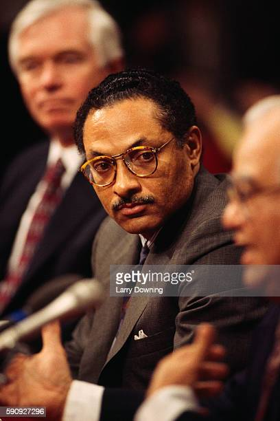 Confirmation hearing of Secretary of Agriculture Mike Espy