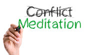 Conflict x Mediation writing