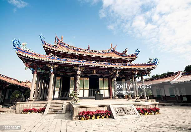 Temple de Confucius de Taipei, Taiwan