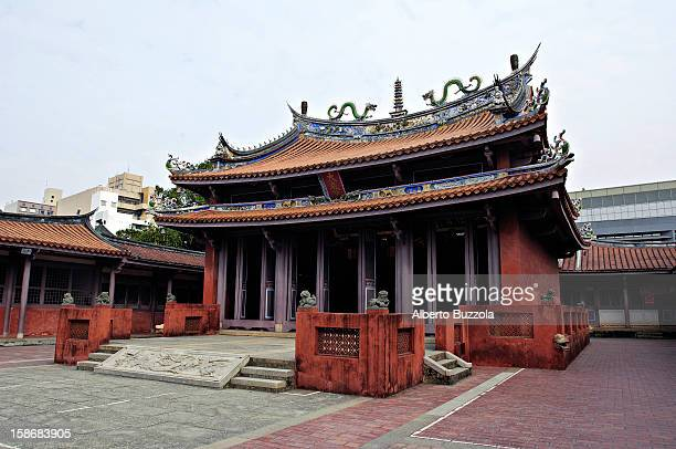 Confucius Temple main hall