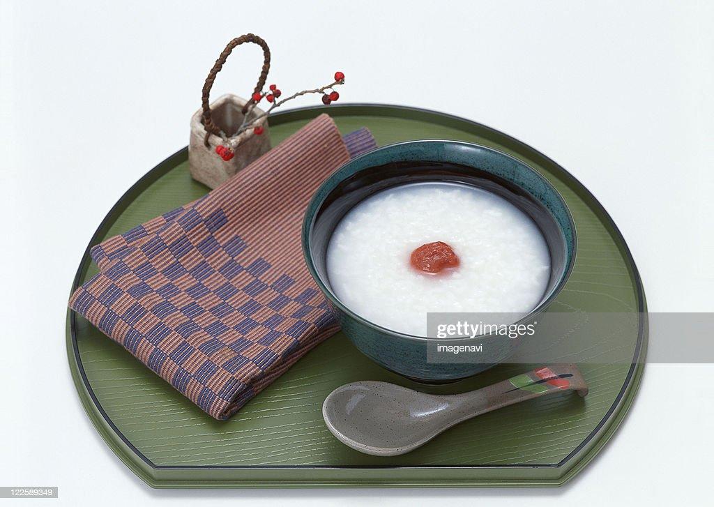 Congee : Stock Photo