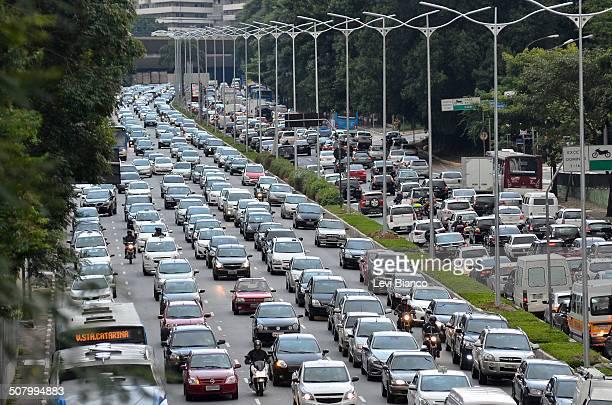 Congestionamento - Transito