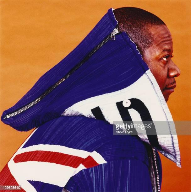 Congolese rumba or soukous singer Papa Wemba 2nd September 1994