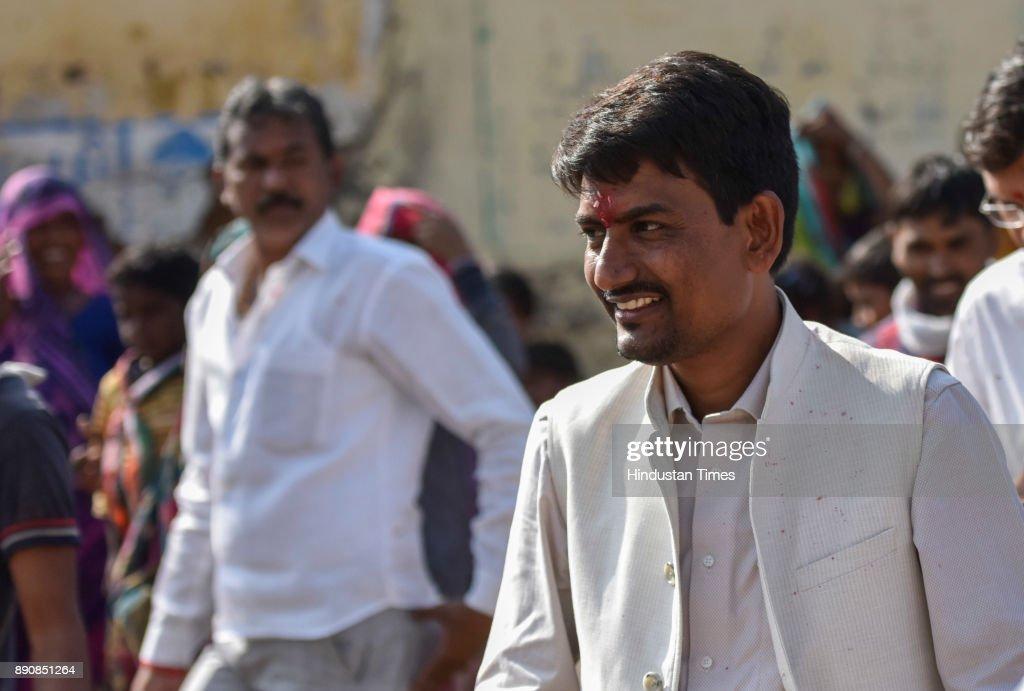 Gujarat Election 2017: Congress Candidate Alpesh Thakor Rally In Patan