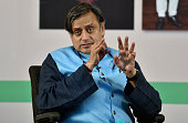 IND: Book Lunch Of The Paradoxical Prime Minster Authored By Shashi Tharoor