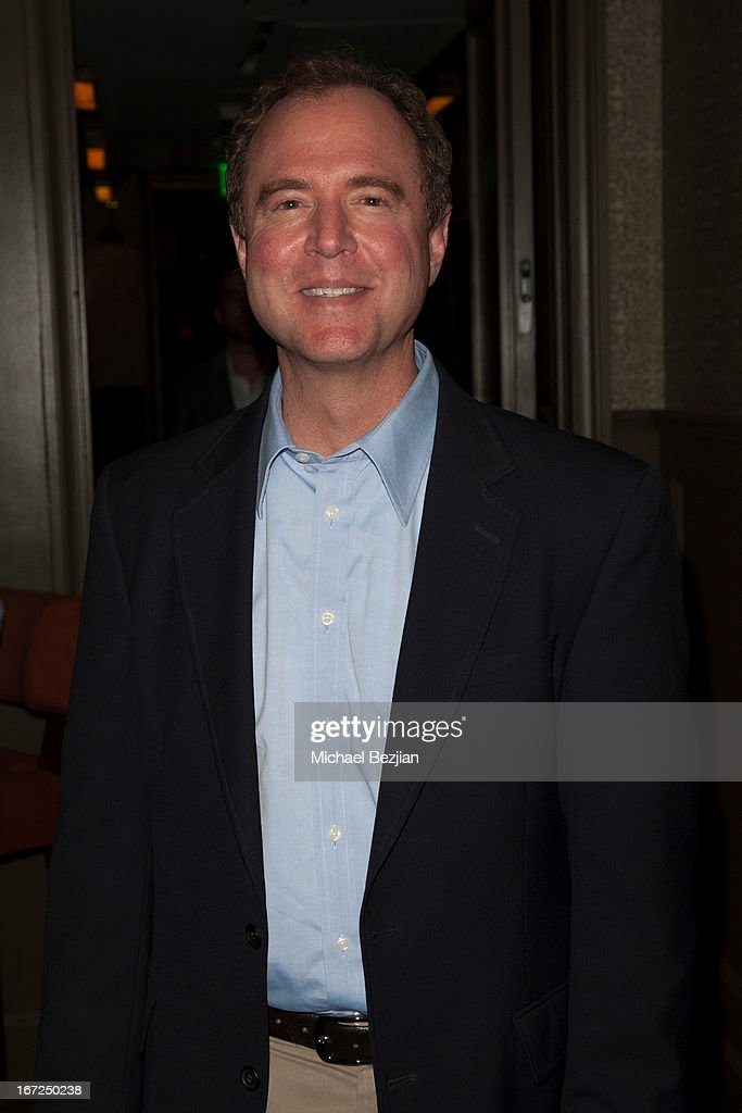 Congressman Adam Schiff attends Mutt Match LA Fundraiser at Soho House on April 22, 2013 in West Hollywood, California.