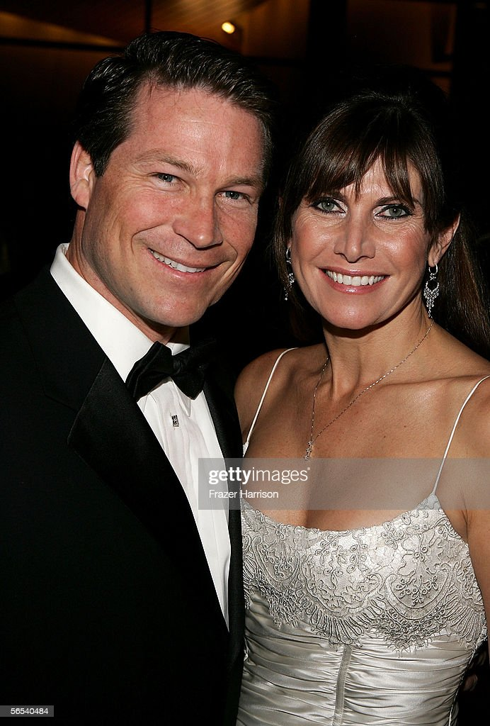 S congressman Connie Mack and US congresswoman Mary Bono arrive at the 17th Annual Palm Springs International Film Festival Gala at the Palm Springs...