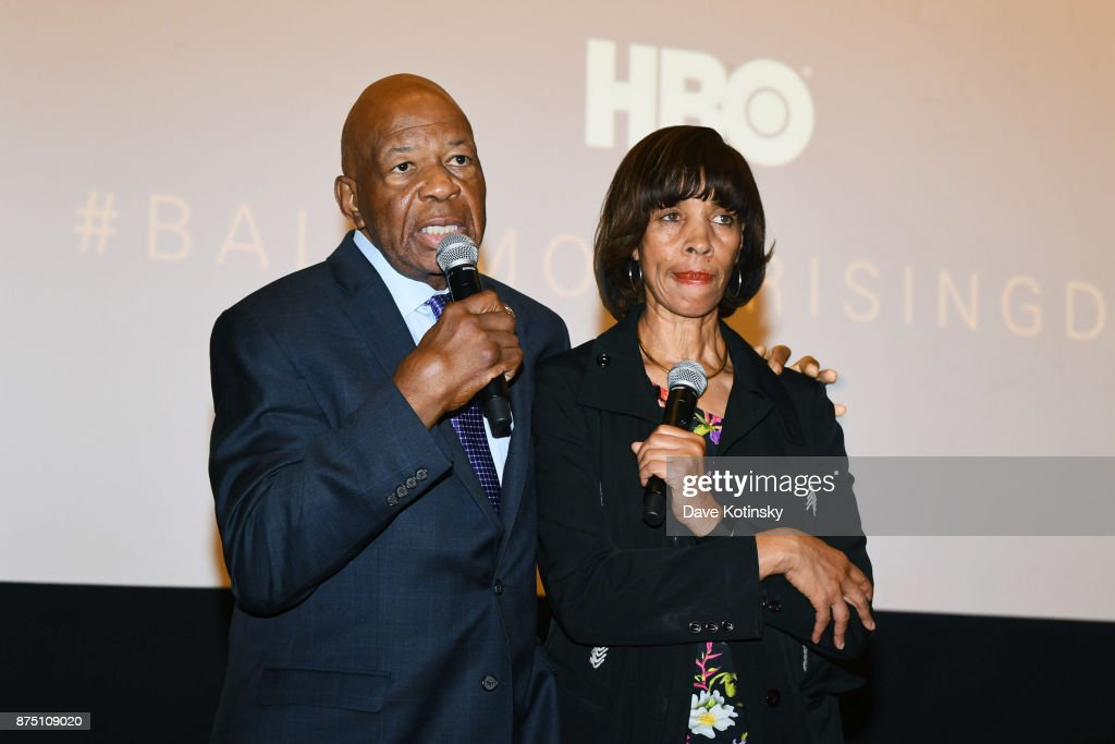 Red Carpet Premiere of HBO Documentary Baltimore Rising