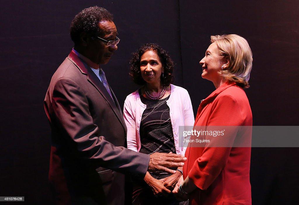 Rainy Day Book Presents Hillary Rodham Clinton