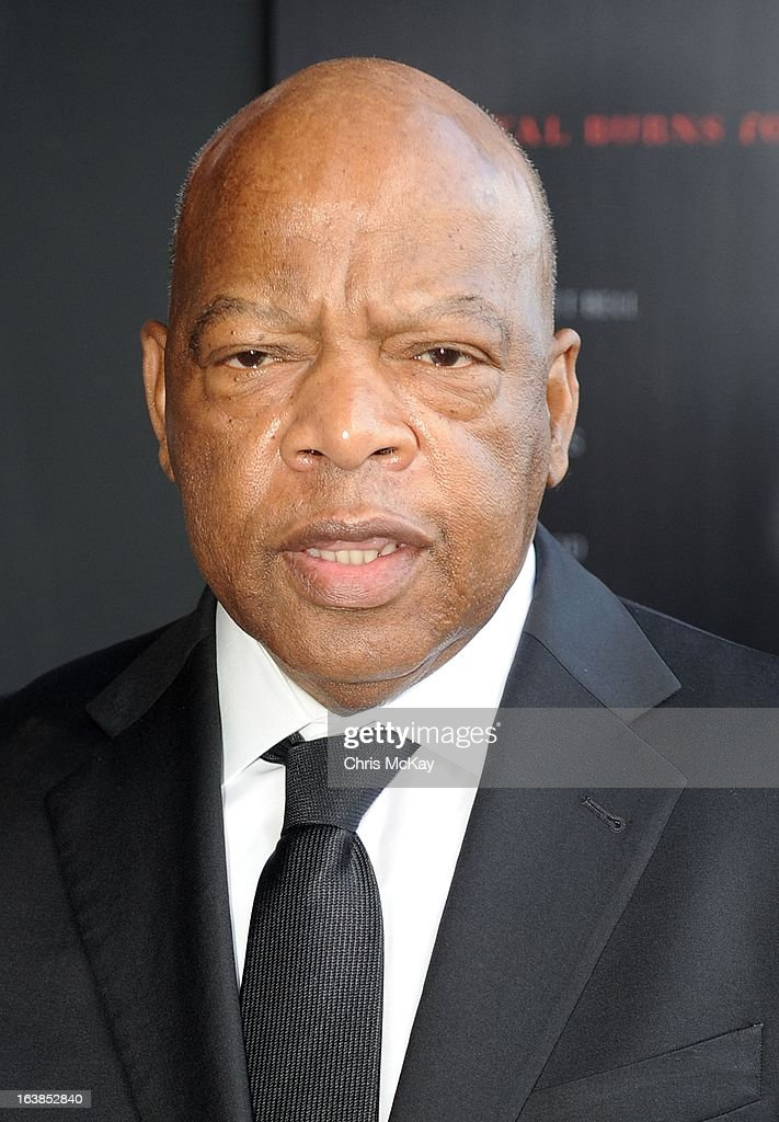 Congressman John Lewis attends the 'Tyler Perry's Temptation: Confessions Of A Marriage Counselor' Atlanta Screening at AMC Parkway Pointe on March 16, 2013 in Atlanta, Georgia.