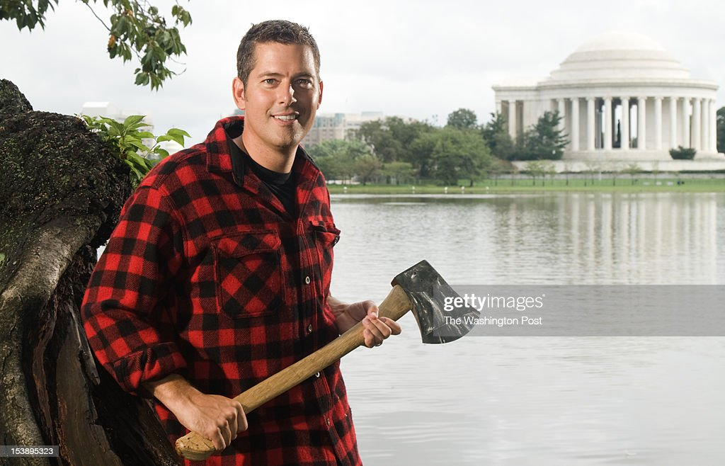 Congressman Sean Duffy of Wisconsin along the Tidal Basin on September 9 2011 in Washington DC