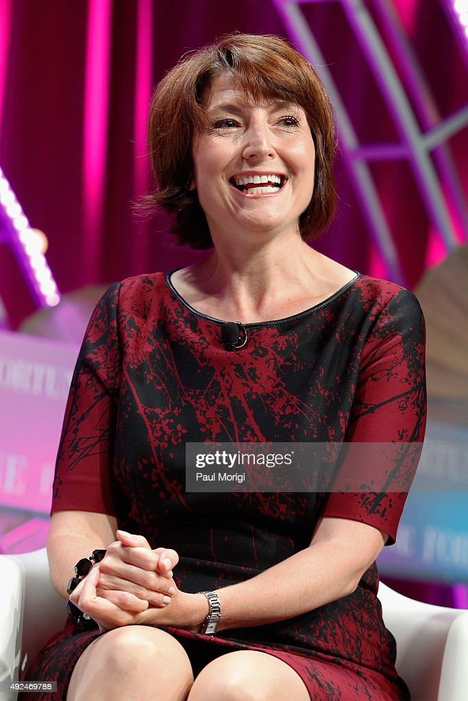 Congresswoman <a gi-track='captionPersonalityLinkClicked' href=/galleries/search?phrase=Cathy+McMorris+Rodgers&family=editorial&specificpeople=5685653 ng-click='$event.stopPropagation()'>Cathy McMorris Rodgers</a> speaks onstage during Fortune's Most Powerful Women Summit - Day 2 at the Mandarin Oriental Hotel on October 13, 2015 in Washington, DC.