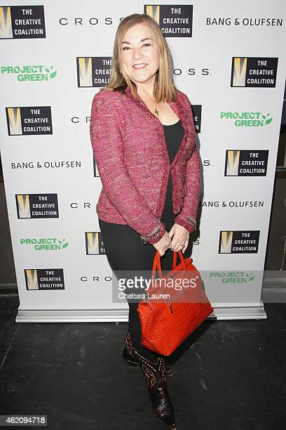 Congresswoman Loretta Sanchez attends The Creative Coalition's 'Teachers Making A Difference' Awards Luncheon at Bang And Olufsen House by Emerge on...
