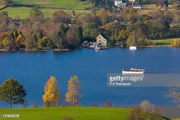 Coniston Water, Lake District, Cumbria, England