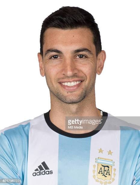 Conmebol World Cup Fifa Russia 2018 Qualifier / 'nArgentina National Team Preview Set 'nJavier Pastore