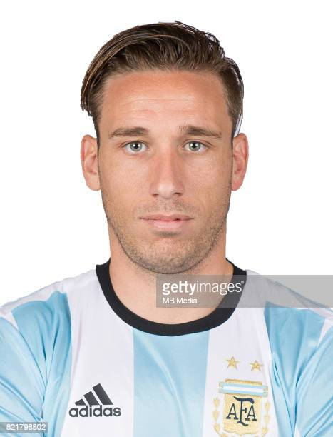 Conmebol World Cup Fifa Russia 2018 Qualifier / 'nArgentina National Team Preview Set 'nLucas Biglia