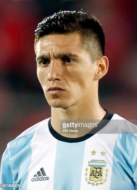 Conmebol World Cup Fifa Russia 2018 Qualifier / 'nArgentina National Team Preview Set 'nClaudio Matias Kranevitter
