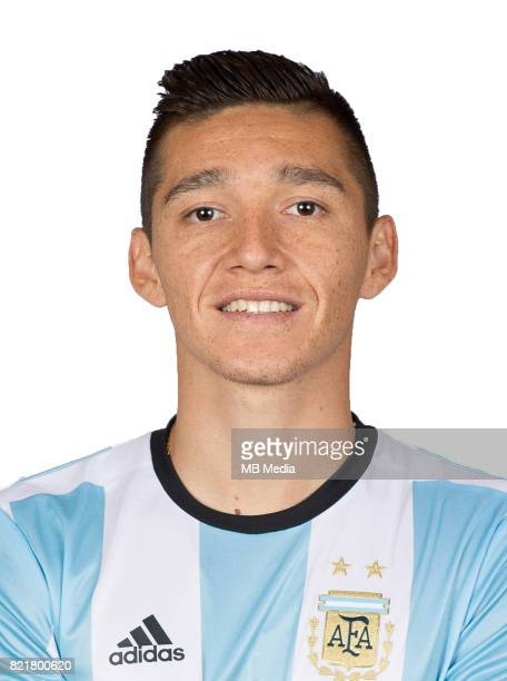 Conmebol World Cup Fifa Russia 2018 Qualifier / 'nArgentina National Team Preview Set 'nMatias Kranevitter