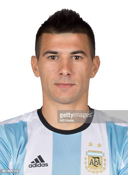 Conmebol World Cup Fifa Russia 2018 Qualifier / 'nArgentina National Team Preview Set 'nVictor Cuesta