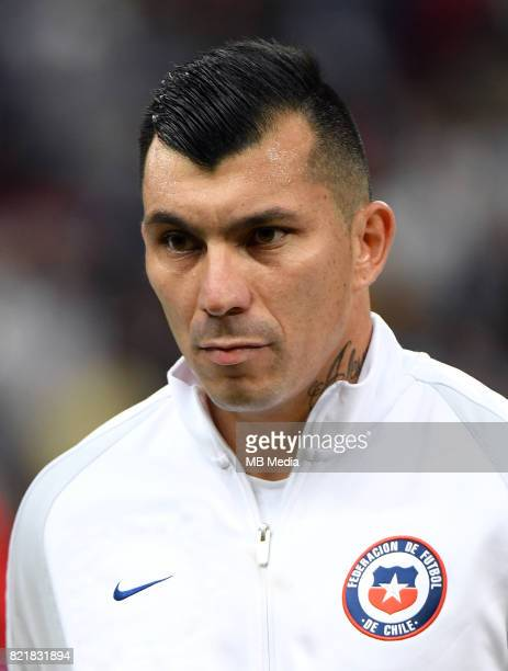 Conmebol World Cup Fifa Russia 2018 Qualifier / 'nChile National Team Preview Set 'nGary Medel