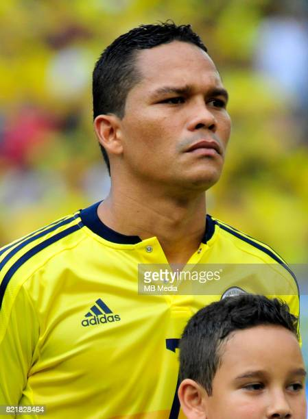 Conmebol World Cup Fifa Russia 2018 Qualifier / 'nColombia National Team Preview Set 'nCarlos Bacca