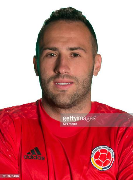 Conmebol World Cup Fifa Russia 2018 Qualifier / 'nColombia National Team Preview Set 'nDavid Ospina