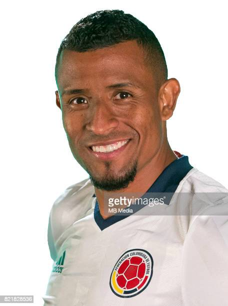 Conmebol World Cup Fifa Russia 2018 Qualifier / 'nColombia National Team Preview Set 'nFarid Diaz