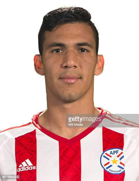 Conmebol World Cup Fifa Russia 2018 Qualifier / 'nParaguay National Team Preview Set 'nFabian Cornelio Balbuena
