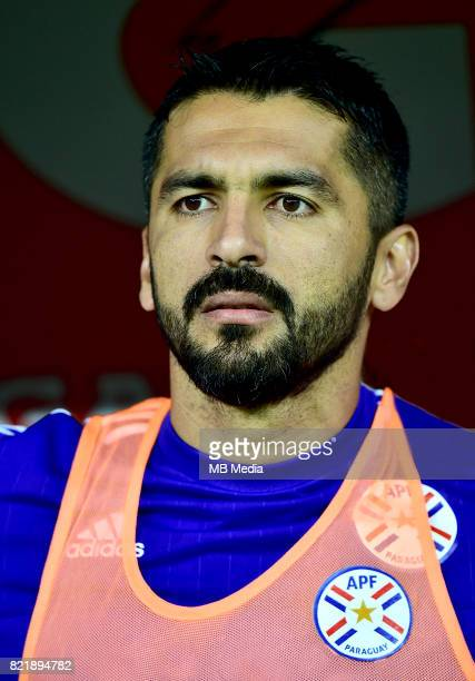 Conmebol World Cup Fifa Russia 2018 Qualifier / 'nParaguay National Team Preview Set 'nSantiago Gabriel Salcedo Gonzalez