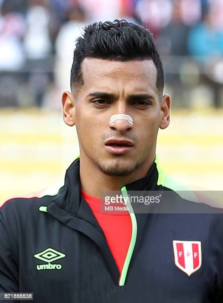 Conmebol World Cup Fifa Russia 2018 Qualifier / 'nPeru National Team Preview Set 'nMiguel Angel Trauco
