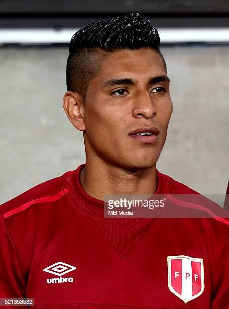 Conmebol_Concacaf Copa America Centenario 2016 Peru National Team Paolo Hurtado