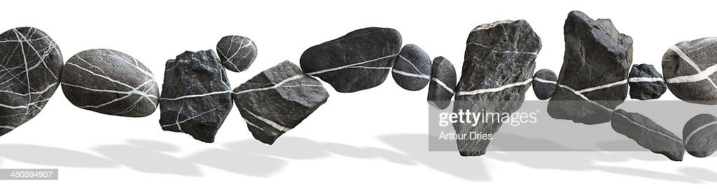 Connected stones