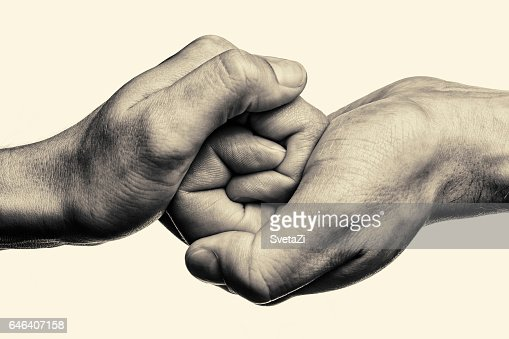 Connected  together and forever. : Stock Photo