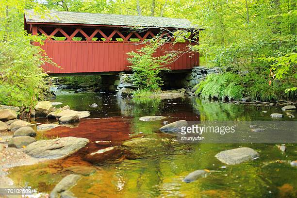 Connecticut: Chatfield Hollow State Park