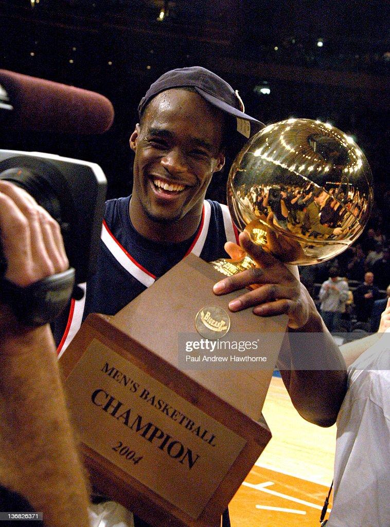 2004 NCAA Big East Men's Basketball Championship - Final - University of