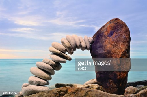 Connecting Link : Stock Photo