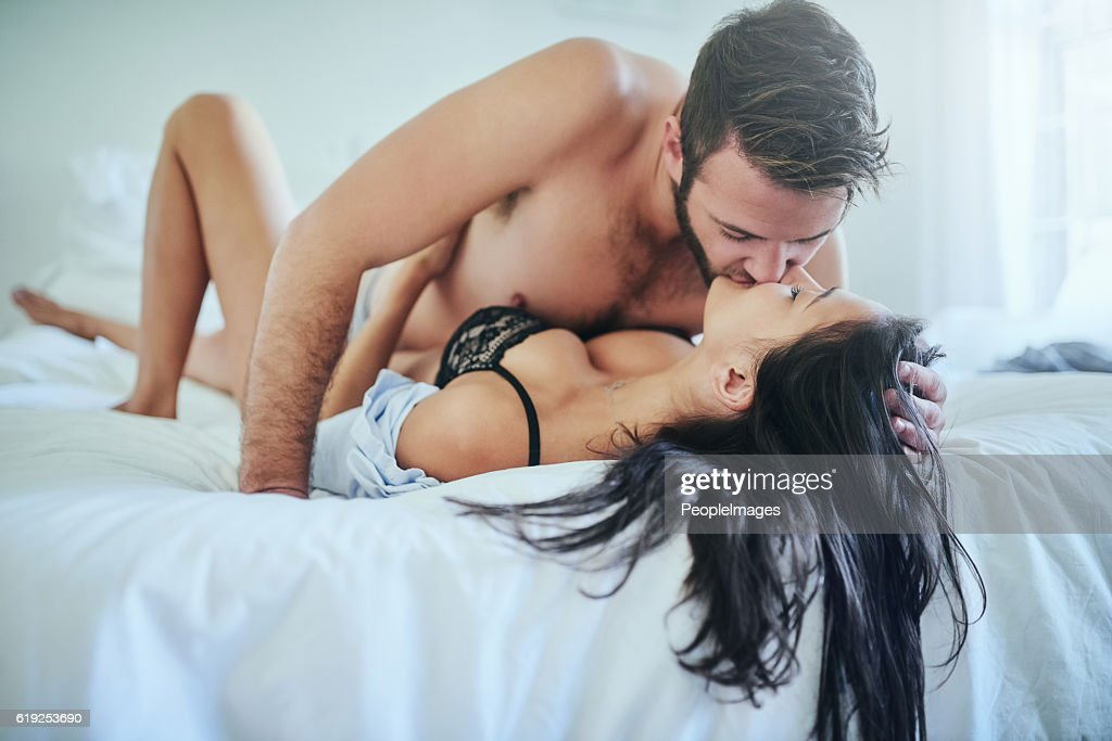 Connecting on a deeper level : Stock Photo