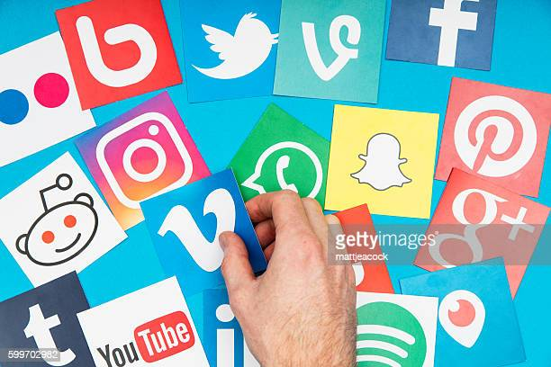 Connecting with social media