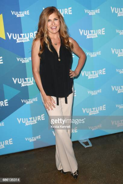 Connie Britton attends 'Connie Britton Y'all ' during the Vulture Festival at Milk Studios on May 20 2017 in New York City