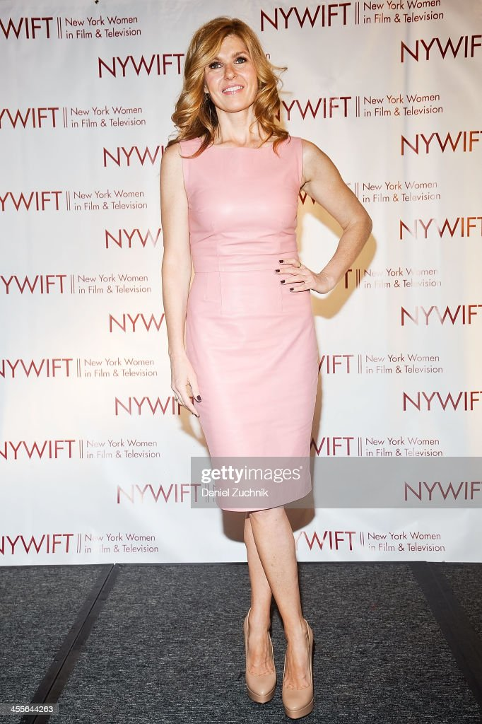<a gi-track='captionPersonalityLinkClicked' href=/galleries/search?phrase=Connie+Britton&family=editorial&specificpeople=234699 ng-click='$event.stopPropagation()'>Connie Britton</a> attends New York Women In Film And Television's 33rd Annual Muse Awards at New York Hilton on December 12, 2013 in New York City.