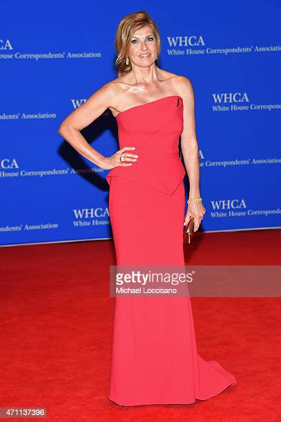 Connie Britton attends the 101st Annual White House Correspondents' Association Dinner at the Washington Hilton on April 25 2015 in Washington DC