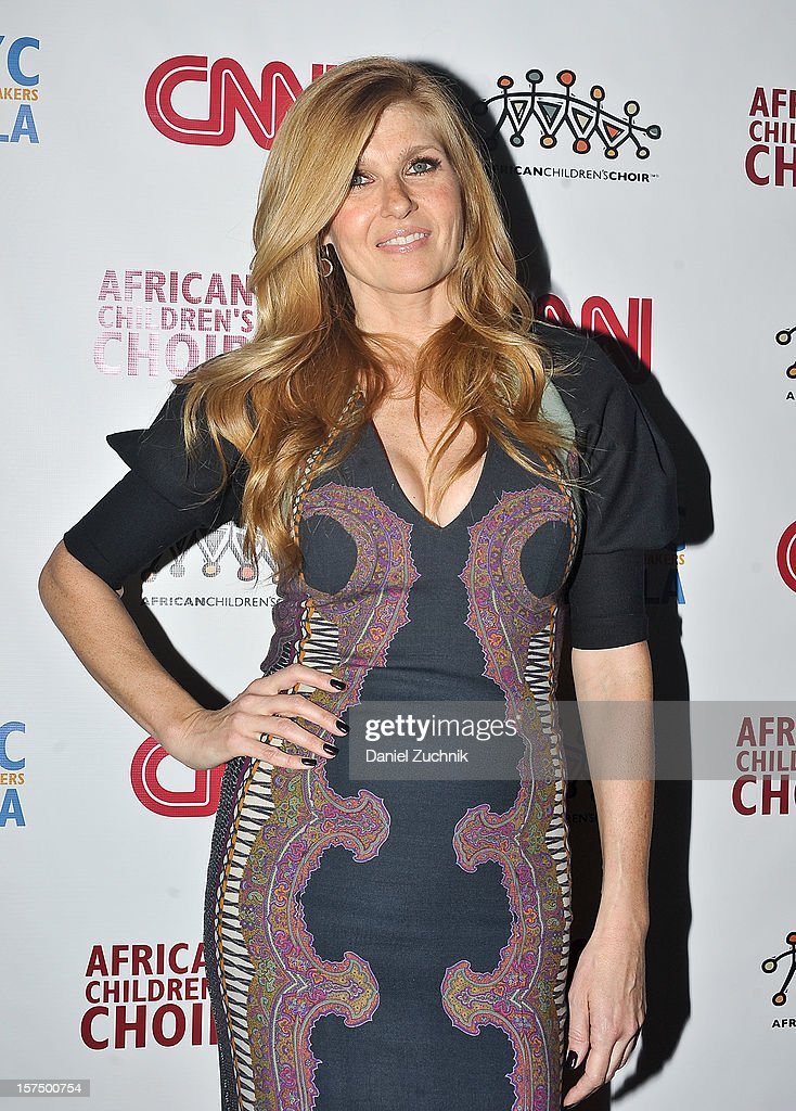 Connie Britton attends the 4th annual African Children's Choir Fundraising Gala at City Winery on December 3, 2012 in New York City.