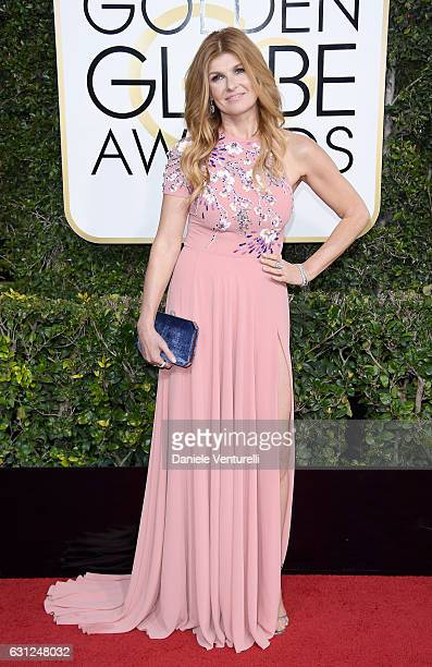 Connie Britton attends the 74th Annual Golden Globe Awards at The Beverly Hilton Hotel on January 8 2017 in Beverly Hills California