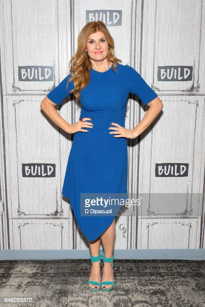 Connie Britton attends the Build Series to discuss 'Nashville' at Build Studio on February 28 2017 in New York City