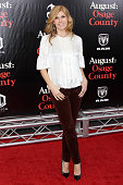 Connie Britton attends the premiere of AUGUSTOSAGE COUNTY presented by The Weinstein Company with DeLeon Tequila on December 12 2013 in New York City