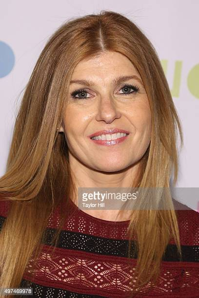 Connie Britton attends Worldwide Orphans 11th Annual Gala at Cipriani on November 16 2015 in New York City