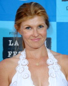 Connie Britton during 2006 Los Angeles Film Festival Opening Night 'The Devil Wears Prada' Premiere at Mann Village Theatre in Westwood California...